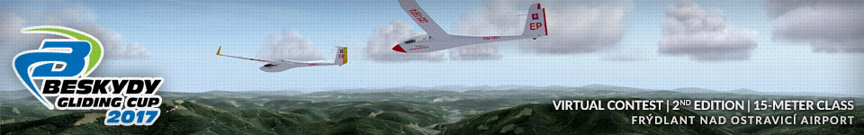 Beskydy Gliding Cup 2015